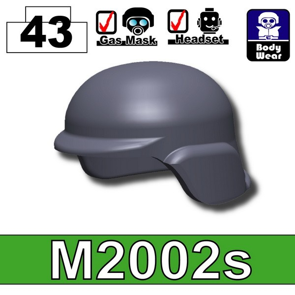 Dark Blue Gray_Helmet(M2002s)