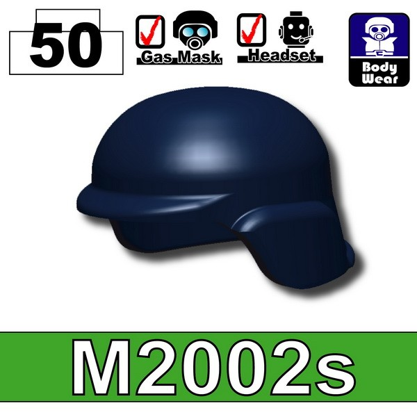 Dark Blue_Helmet(M2002s)