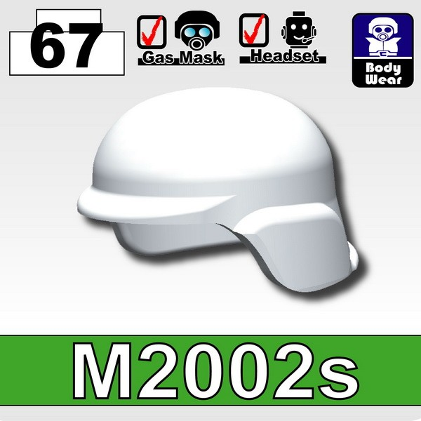 Cold White_Helmet(M2002s)