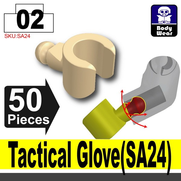 (02)Skin_Tactical Glove(SA24)X50