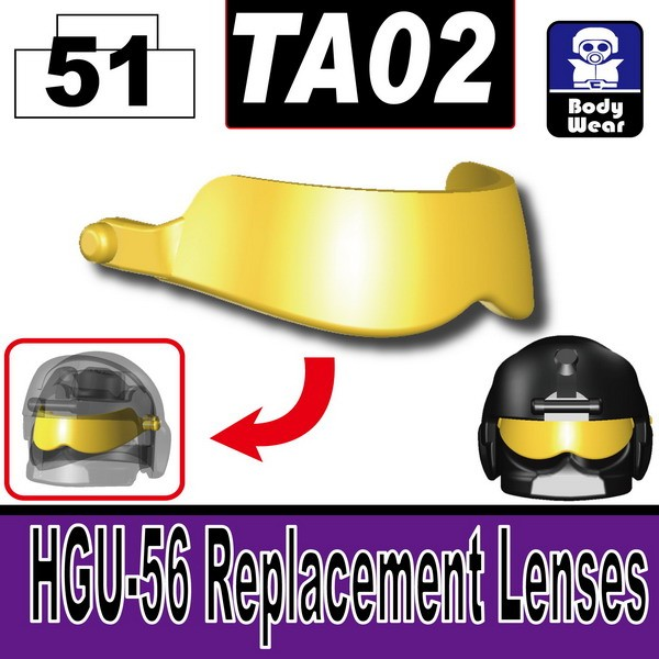 Gold_TA02(HGU-56 Replacement Lenses)