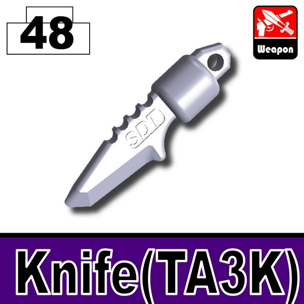 Light Silver_Knife(TA3K)