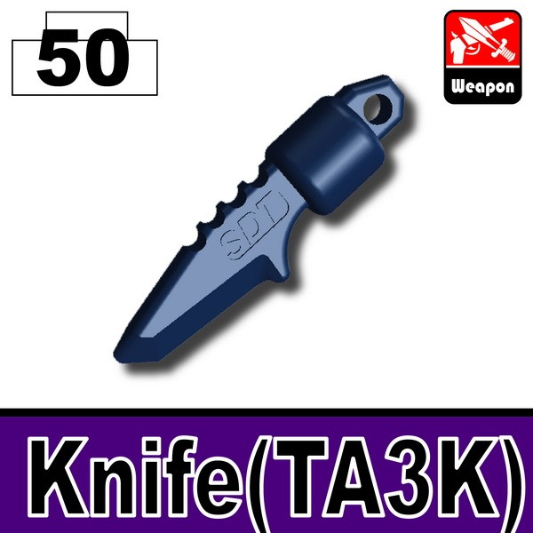 Dark Blue_Knife(TA3K)