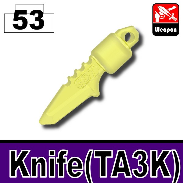 Transparent Yellow_Knife(TA3K)