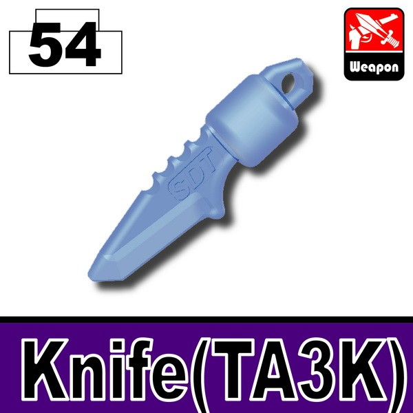 Transparent Blue_Knife(TA3K)