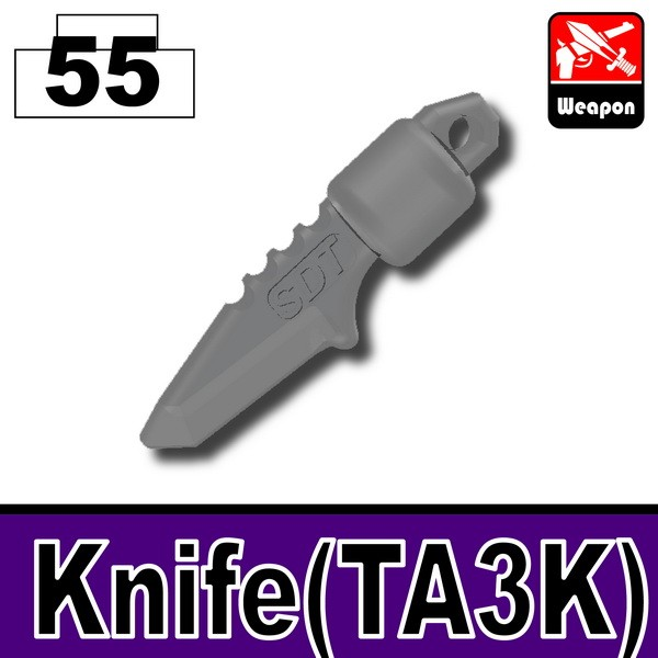 Transparent Black_Knife(TA3K)