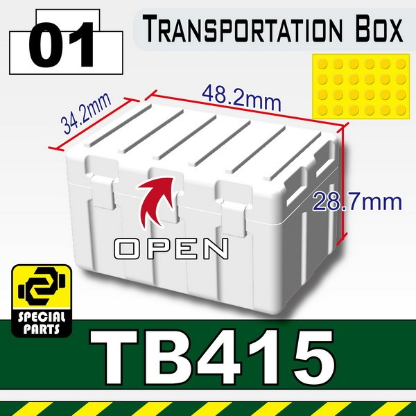 White_TB415(Transportion Box)