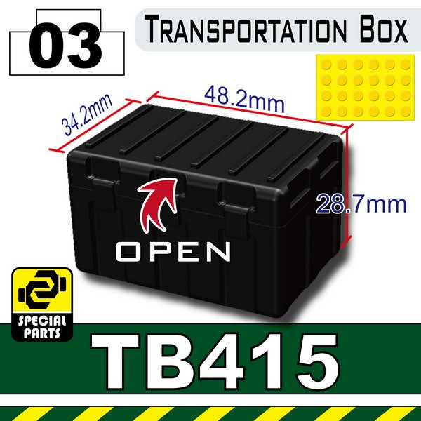 Black_TB415(Transportion Box)