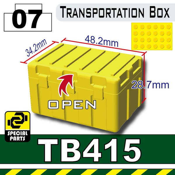 Yellow_TB415(Transportion Box)