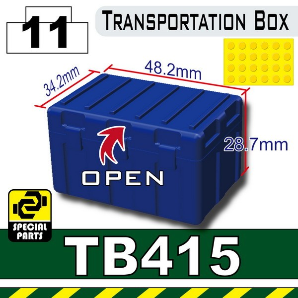 Blue_TB415(Transportion Box)