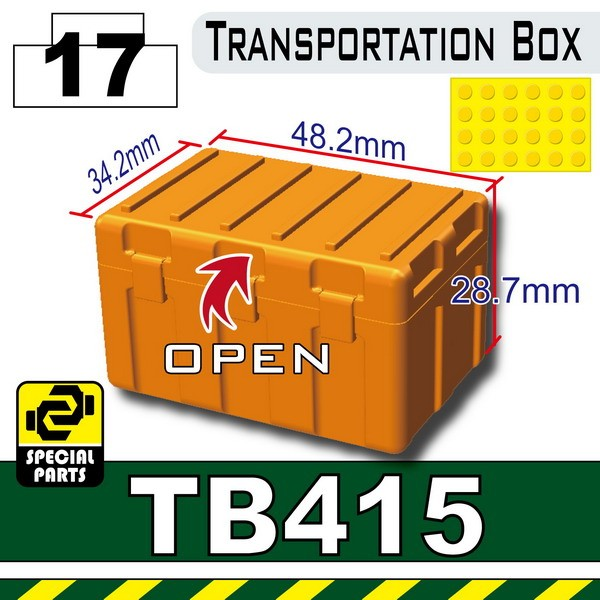 Orange_TB415(Transportion Box)