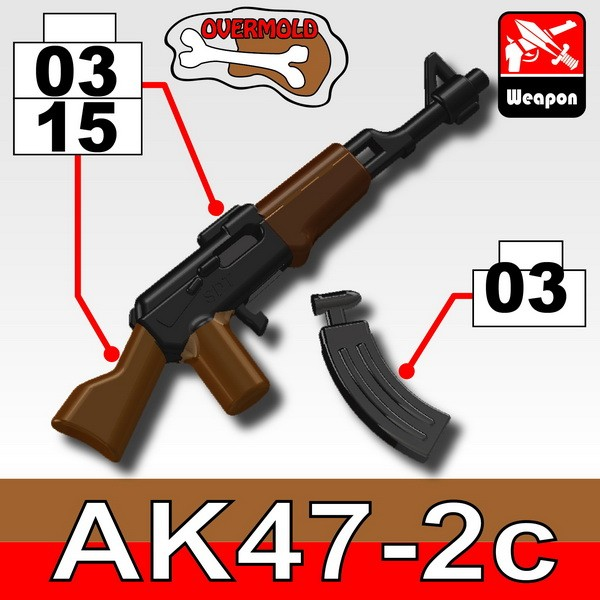 Black+Brown(0315)_AK47/2C+KA1(Black)