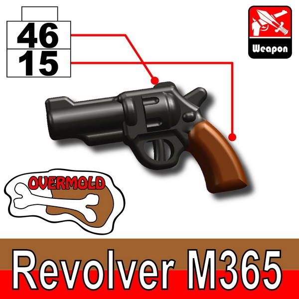 Pearl Dark Black+Brown(4615)_Revolver M365