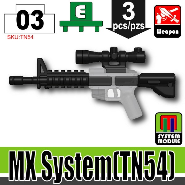 Black_MX System(TN54)