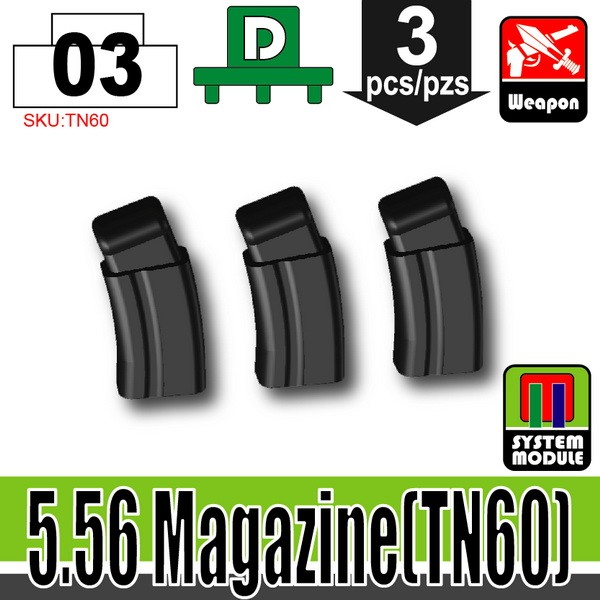 Black_5.56 Magazine(TN60)