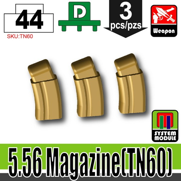 Dark Tan_5.56 Magazine(TN60)