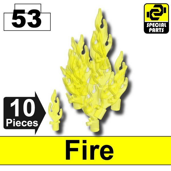 Transparent Yellow_Fire