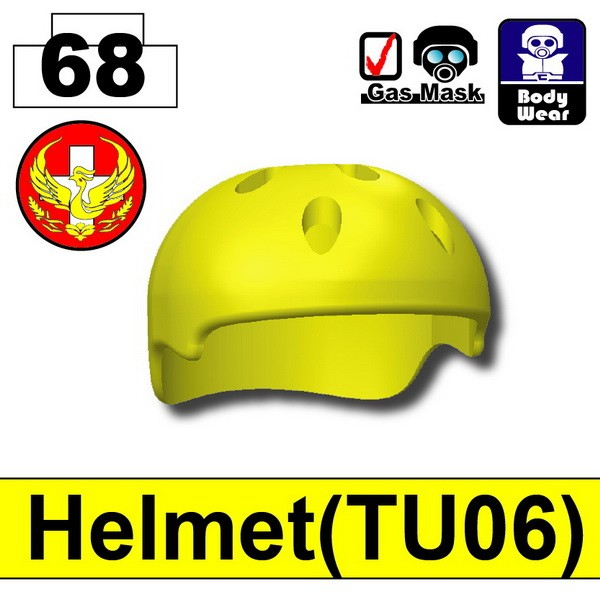 Light Yellow_Helmet(TU06)