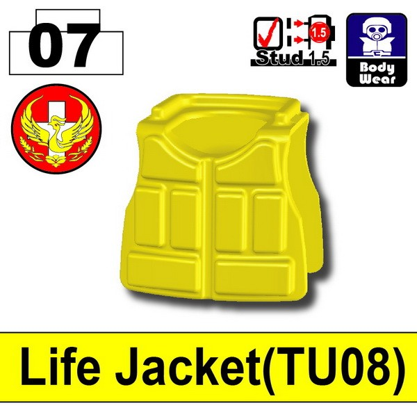 Yellow_Life Jacket(TU08)