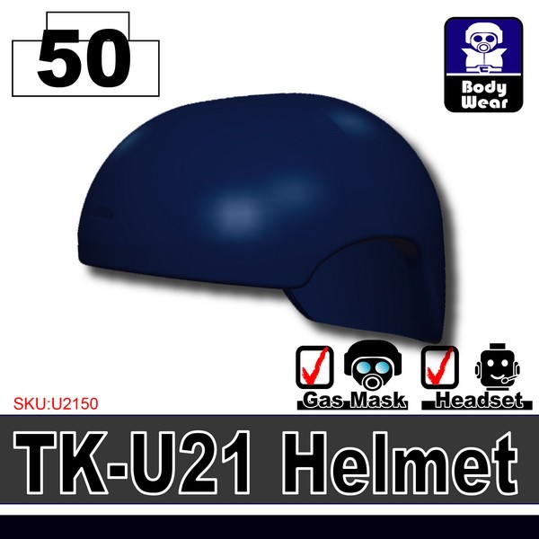 (50)Dark Blue_Helmet(TK-U21)