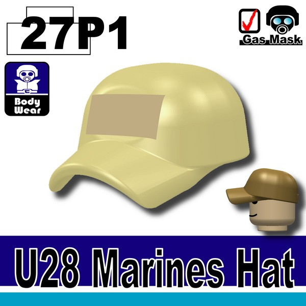 (27)Tan-P1_Marines Hat(U28)