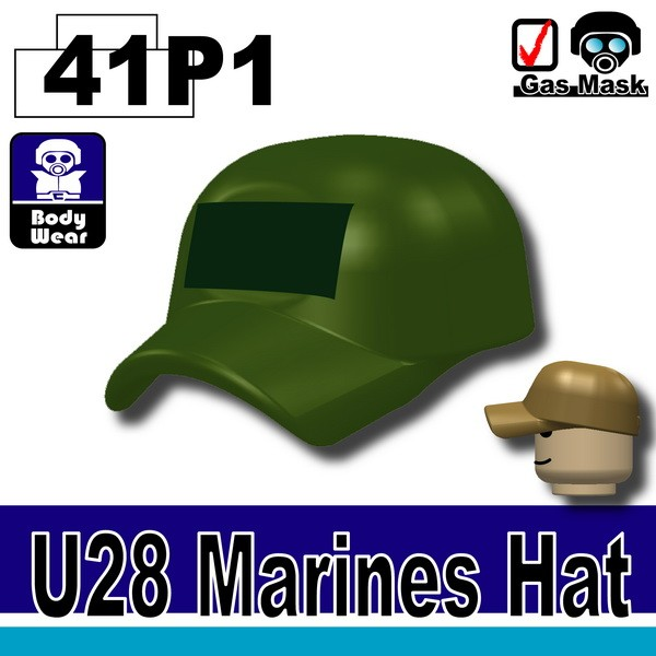 (41)Tank Green-P1_Marines Hat(U28)