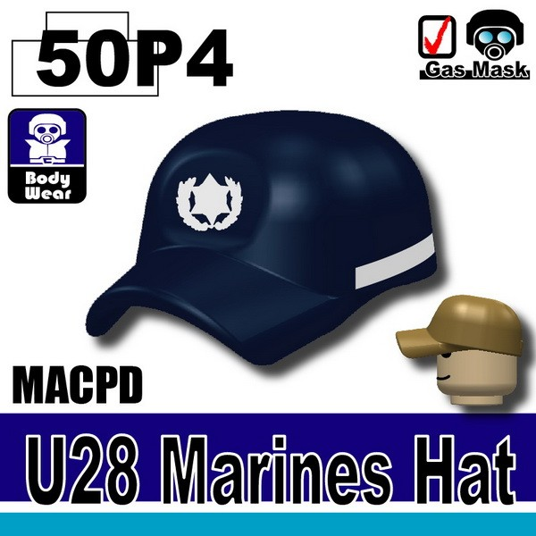 (50)Dark Blue-P4_Marines Hat(U28)-MACPD