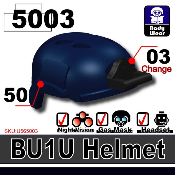 (50)Dark Blue_Helmet(BU1U)