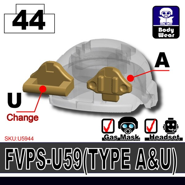 (44)Dark Tan_FVPS-U59(Type A&U)