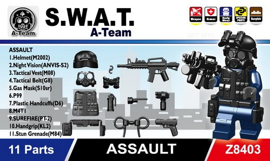 S.W.A.T. A-Team(ASSAULT)