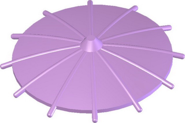 Japanese Umbrella -Light Purple