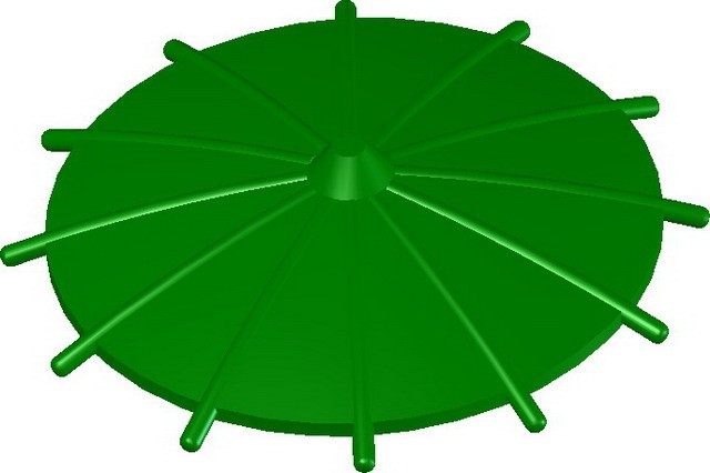 Japanese Umbrella -Green