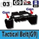 Tactical Belt(G9)