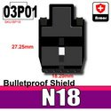 Bulletproof Shield (N18)