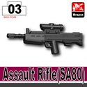 Assault Rifle(SA80)