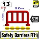 Safety Barriers(FF11)