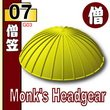 Monk's Headgear