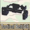 Tactical Belt(G8)