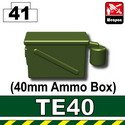 TE40(40mm Ammo Box)