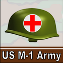 US M-1 Army Helmet