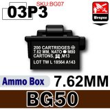 (03)Black_Ammo Box(BG50)03P3-7.62mm