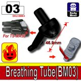 Black_Breathing Tube(BM03)