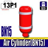 (13P1)Red_Air Cylinder(BN15)