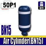 (50P1)Dark Blue_Air Cylinder(BN15)