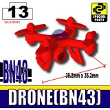 (13)Red_Drone(BN43)
