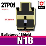 (27)Tan_Bulletproof Shield (N18)-P01
