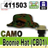 (411503)Jungle Camo_Boonie Hat (CB01)