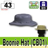 (43)Dark Blue Gray_Boonie Hat (CB01)
