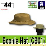 (44)Dark Tan_Boonie Hat (CB01)