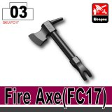 (03)Black_Fire Axe(FC17)